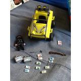 Hermoso Vehículo Anfibio Playmobil Como Nuevo!!