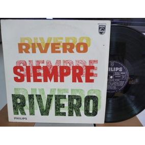 Edmundo Rivero Siempre Rivero Vinilo Argentino