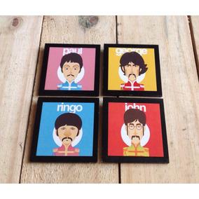 Beatles Ímãs De Geladeira Beatles