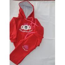 Kit 10 Conj Agasalh Moleton Infantil Inverno Lilica Ripilica