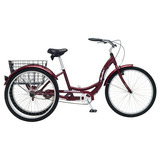 Bicicleta De 3 Ruedas Adulto 26 Pulgadas