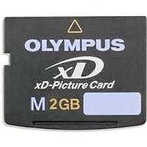 Xd2 Cartão De Memoria Xd 2gb Camera Digital Olympus Lacrado