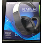 Headset Sony Platinum 7.1 Wireless Original E Lacrado