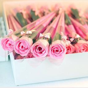 Rosas Detalle Regalo Manualidades 14 De Febrero San Valentin