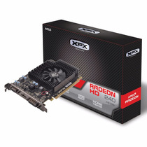 Video Ati Radeon Amd R7 240 2gb Ddr3 Dvi Hdmi Vga Hdr Gamer