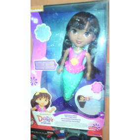 Dora Sirena Mil Brillos Fisher Price