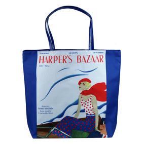 Estee Lauder Bolso Tote De Playa Edicion Harper´s Bazar!!