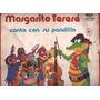 Vinilo Lp * Margarito Terere Canta Con Su Pandilla * 1977