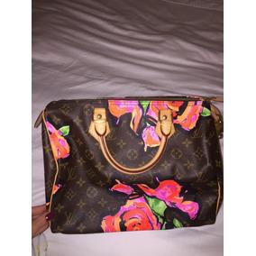 Bolsa Louis Vuitton Flores