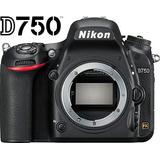 Oferta Camara Nikon D750 Dslr Full Frame Hd Cuerpo