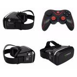 Shinecon 3.0 Gafas De Realidad Virtual + Control Recargable