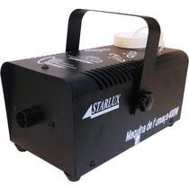 Máquina De Fumaça Starlux 400w Jato De Até 3,5 Metros 110v