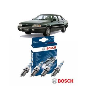 Jg 4 Velas Bosch Versailes 1.8 2.0 Motor Ap Todos À Gasolina