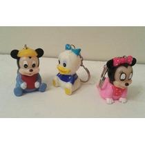 Llaveros De Minnie, Mickey Y Pato Donald - Souvenirs Regalo