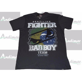 Camiseta Bad Boy Original Camisetas Blusas Manga Curta