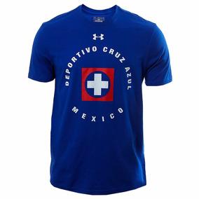 Playera Club Deporitvo Cruz Azul Hombre Under Armour Ua610