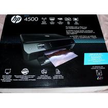 Multifuncional Hp 4500 Envy Sistema Tinta Continua En Tienda