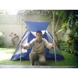 Carpa Campamento Camping Acampar Playa Iglu