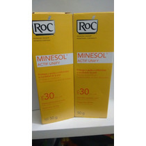 Roc Minesol Actif Unify Fps 30
