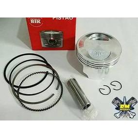 Kit Pistão Importado Crf 230 4.5mm + Virabrequim Com Biela