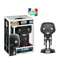 K2s0 K2so Guerra Galaxias Funko Pop Star Wars Rogue One Cf