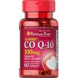 Coenzima Q-10 Q10 Q 10 100mg 60 Capsulas Envio Gratis
