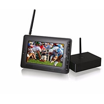 Rca Television Digital Portatil 7 Pulgadas Lcd T227