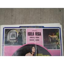 Isela Vega, Las Apariencias Engañan , Poster De Cine