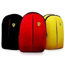 Mochilas Ferrari -originais- Oferta Especial Volta As Aulas
