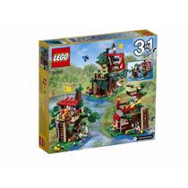 Lego 31053 Creator 3 Em 1 Casa Da Arvore / Treehouse 387 Pçs