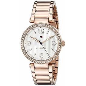 Reloj Para Mujer Gold Watch Th-1781590 Tommy Hilfiger