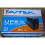 Ups Avtek Bk-600 Con Regulador De Voltaje De 600va, 110v.