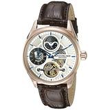 Reloj Para Hombre Stuhrling Original 657.04 Tiempo Dual