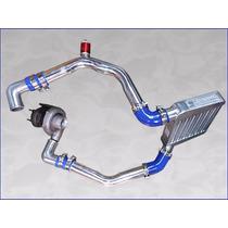 Kit Intercooler Motor Ap Injetado Ou Carburado