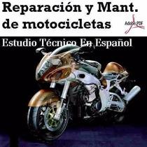 Libro: Reparación Y Mantenimiento De Motocicletas.... - Pdf