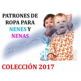 Patrones Ropa Zapatos De Bebe Niña Y Niño 2017 + Obsequio
