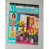 M24 Revista Manualidades Macrame Papel Crepe Y Otros