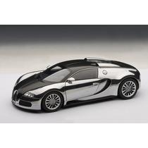 Bugatti Eb Veyron 16.4 Pur Sang Auto A Escala De Colección