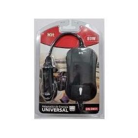 Cargador Notebook Celulares P/ Auto 12v 80w Universal Oferta