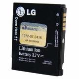 Bateria Lgip580a P Celular Lg Ke990 Viewty Gm630 Km900 Kf700