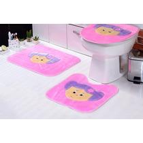 Jogo De Banheiro Menina