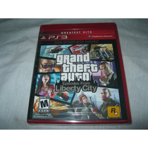#722 Grand Theft Auto Episodes Ps3 Nuevo Sellado