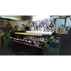Sublimación Textil Calandra Estampado Tela Por Rollo