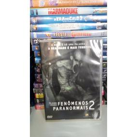 Dvd Original Do Filme Fenômenos Paranormais 2