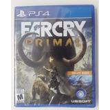 Far Cry Primal Ps4 Nuevo , Entrega Inmediata.