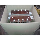 Transformador Trifasico Tipo Seco 50 Kva 220/440 Y 380 Vca