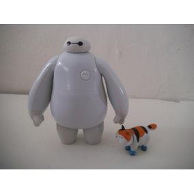 Big Hero 6 Baymax Y Gato Mochi Disney
