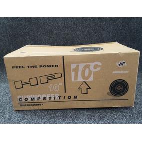Bajo 10 Hp Ts-1022w 4ohm 250watt Competition Subwoofer