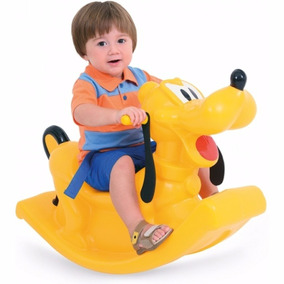 Gangorra Infantil Pluto Brinquedo Xalingo