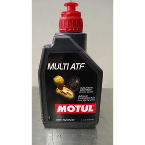 Motul Aceite Transmisión Automatica Sintetico Multi Atf-1lt